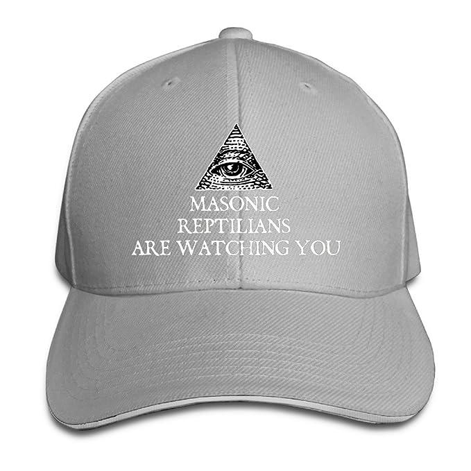Classy Reptilians Freemason Ufo Alien Political Baseball Cap Snapback 8385754fc23