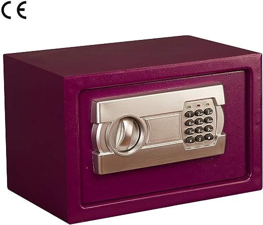 MIAOBX Caja Fuerte - pequeña Seguridad para el hogar - Dos Formas ...