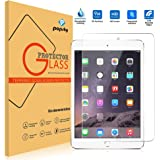 iPad Mini 4 強化ガラスフィルム PopSky™採用0.3mm 強化ガラス ラウンドカッティング 硬度9H ラウンドエッジ加工 iPad Mini4 フルスクリーン耐指紋 撥油性 高透過率液晶保護フィルム (iPad Mini4, 強化ガラスフィルム)