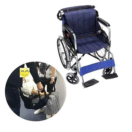 Anciano Paciente Elevador Escalera Tabla Deslizante Transferencia Silla De Evacuación De Emergencia Cinturón De Silla Ruedas