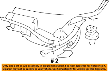 Front Genuine Honda 74210-TR0-A00 Cowl Top Right