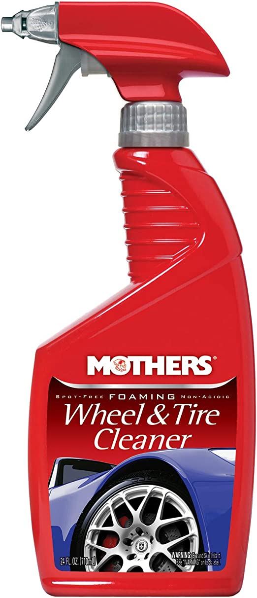 Mothers Foaming Tire & Wheel Cleaner