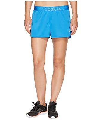 c000aba4c77 Amazon.com: Reebok Women's Work Out Ready Woven Shorts: Clothing
