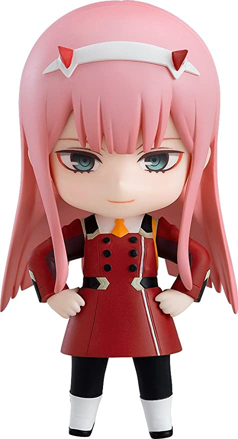 43bd9c23a0ee7 Amazon.com  Good Smile Darling in The Franxx  Zero Two Nendroid Action  Figure  Toys   Games