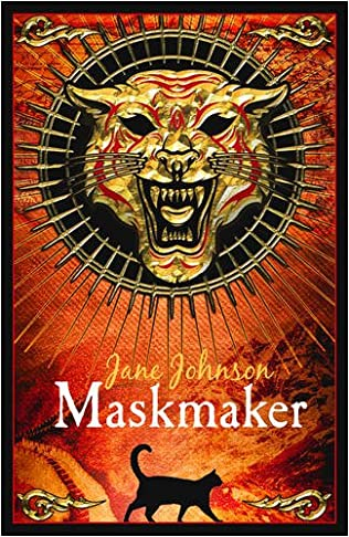book cover of Maskmaker