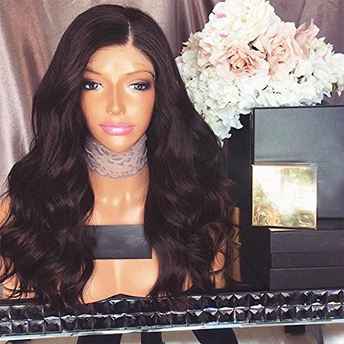 Fantasy Beauty Hair Brazilian Full Lace Wig Silk Top Virgin Human