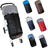Winter Outdoor Tour Waterproof Baby Infant Universal Stroller Sleeping Bag, Footmuff, Baby Bunting Bag, Baby Cozy Stroller Blanket, Adaptable for Universal Strollers