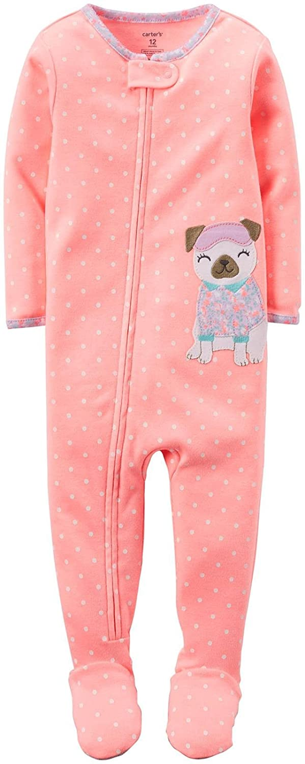 Carters Baby Girls 1 Pc Cotton 331g222