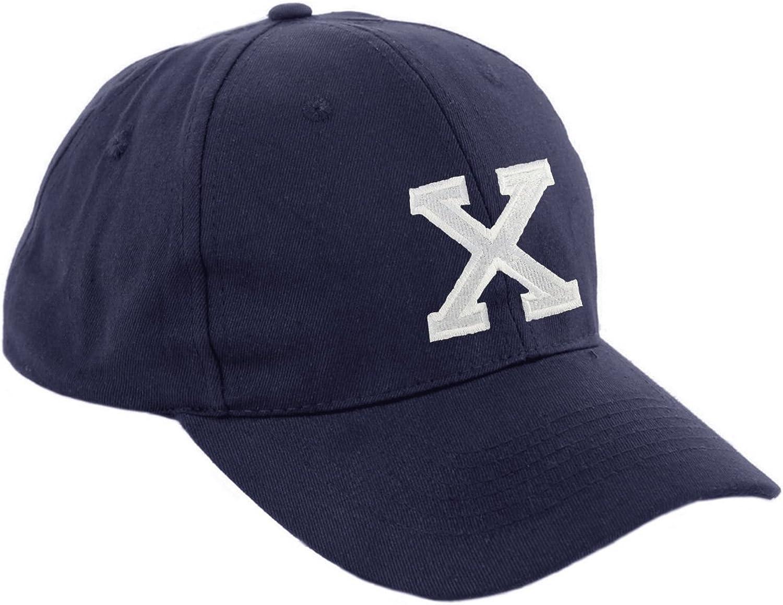MFAZ Morefaz Ltd Ragazzo Bambino Cappello da Baseball di Stile Junior A-Z Lettera Ragazze Bambino Bambini Nave