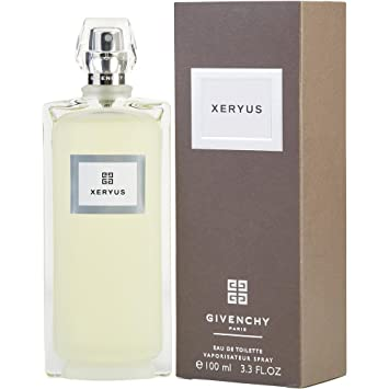 XERYUS by Givenchy EDT SPRAY 3.3 OZ (NEW PACKAGING) for MEN ---