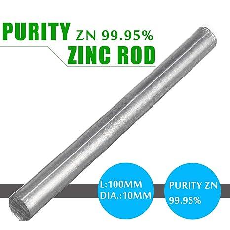 Kul-Kul - 99 95% Zinc Zn Rods 0 4