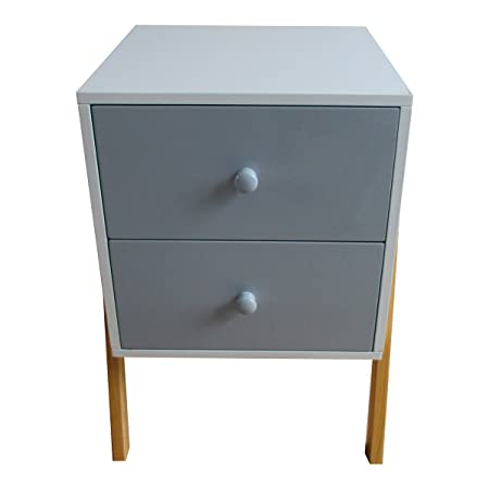 Charles bentley stylish childrens two drawer bedside table charles bentley stylish childrens two drawer bedside table available in white grey watchthetrailerfo