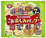 亀田製菓 亀田のおせんべいお楽しみパック 178g
