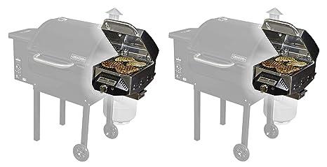 Campamento Chef pellet smokepro de accesorios de parrilla ...