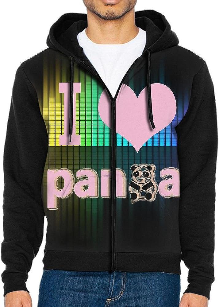 Shenghong Lin Sloth Cool Mens Black Hoodie Sweatshirt Sportswear Jackets With Hoodies