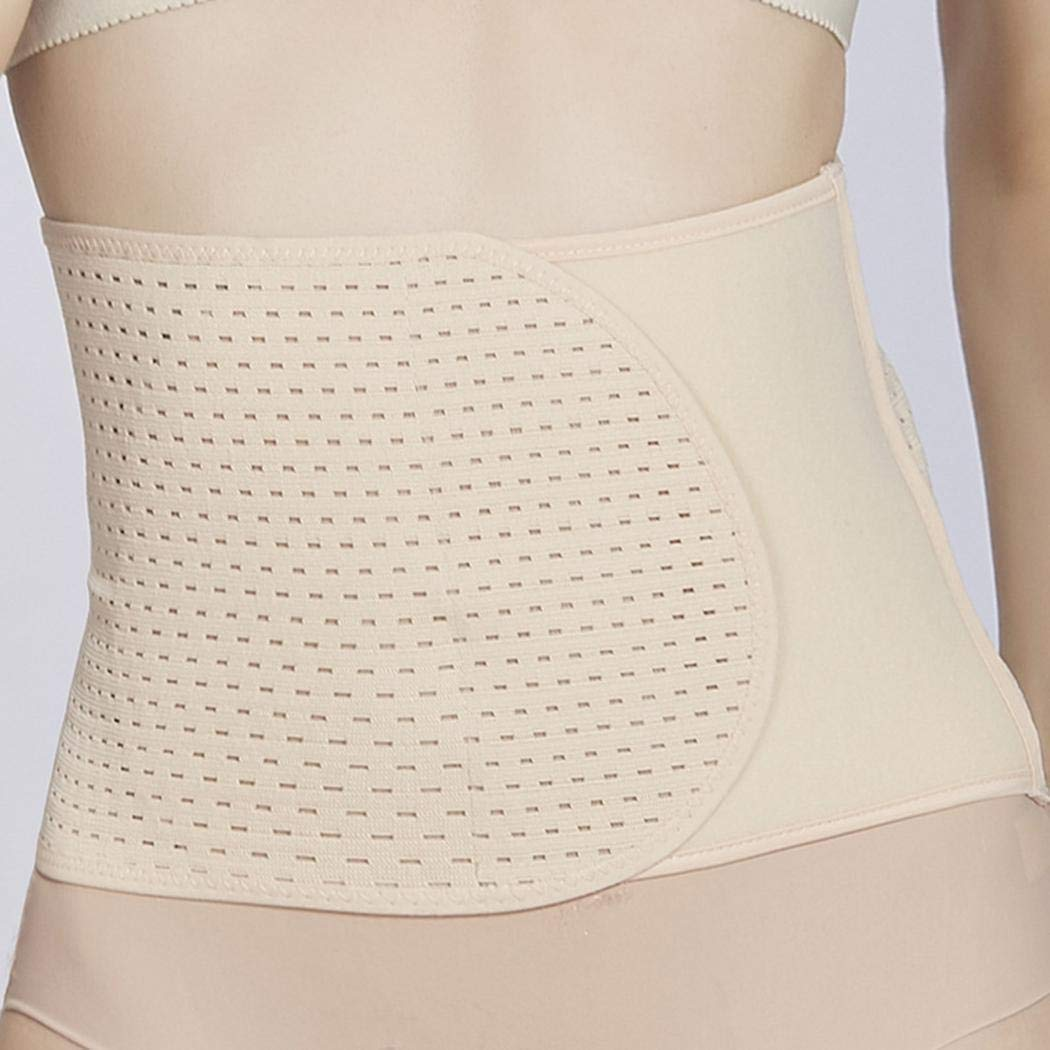 OUDIYA Women Casual Solid Breathable Fastening Tape Waist Slimming Shapewear Corset Corsets