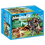 Playmobil Lynx Family with Cameraman Playset