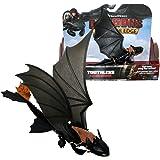 Dragons - Ensemble de jeu d'action - Dragon Krokmou nuit avec des ailes mobiles