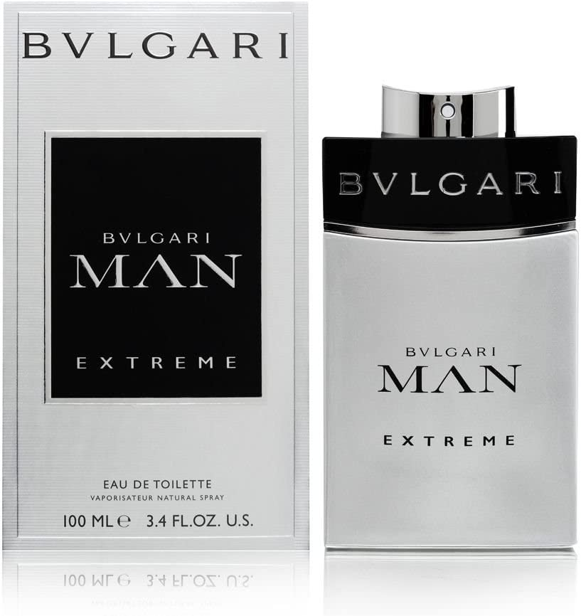 BVLGARI MAN EXTREME - Eau de Toilette, 100 ml
