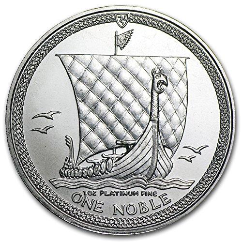 1984 UK - Present Isle of Man 1 oz Platinum Noble BU/Proof 1 OZ Brilliant Uncirculated