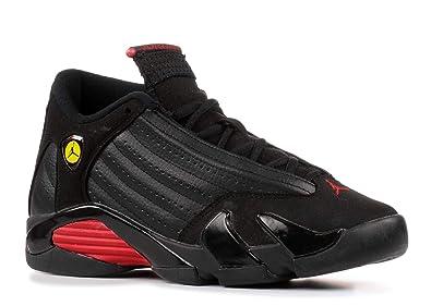 70fde42031e1 Jordan Nike Air 14 Retro (GS) Big Kids Basketball Shoes  312091-010