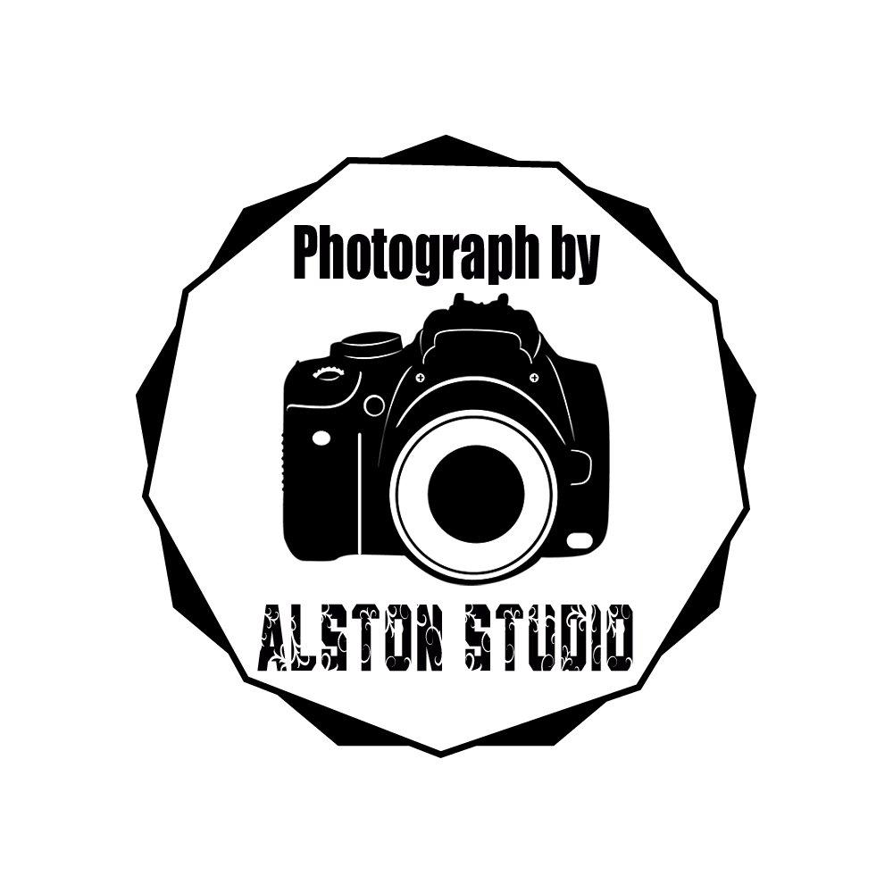 カメラデザインPhotograph by Personalizedカスタム名Self InkingテキストビジネスPreインクスタンプ1.5