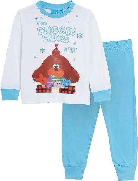 Boys Official  Hey Duggee BOO Long Pyjamas w19