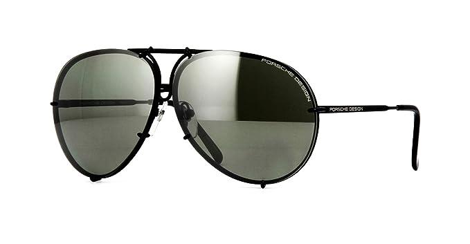 Porsche Design Gafas de sol P8478 D P 8478 Negro Mate Marco ...