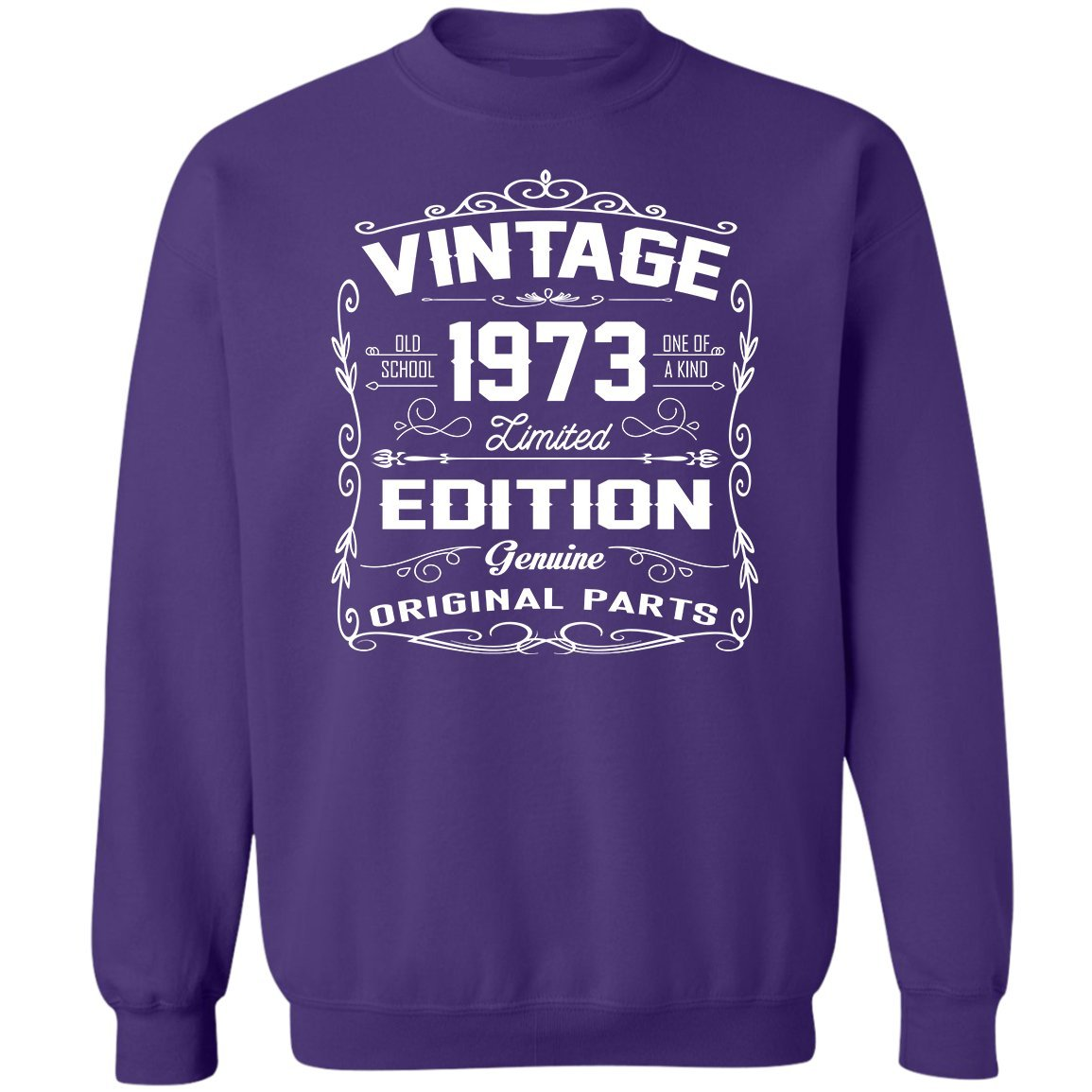 VADOBA Vintage 1973 Limited Edition Shirts Awesome Gifts For Birthday Sweatshirt