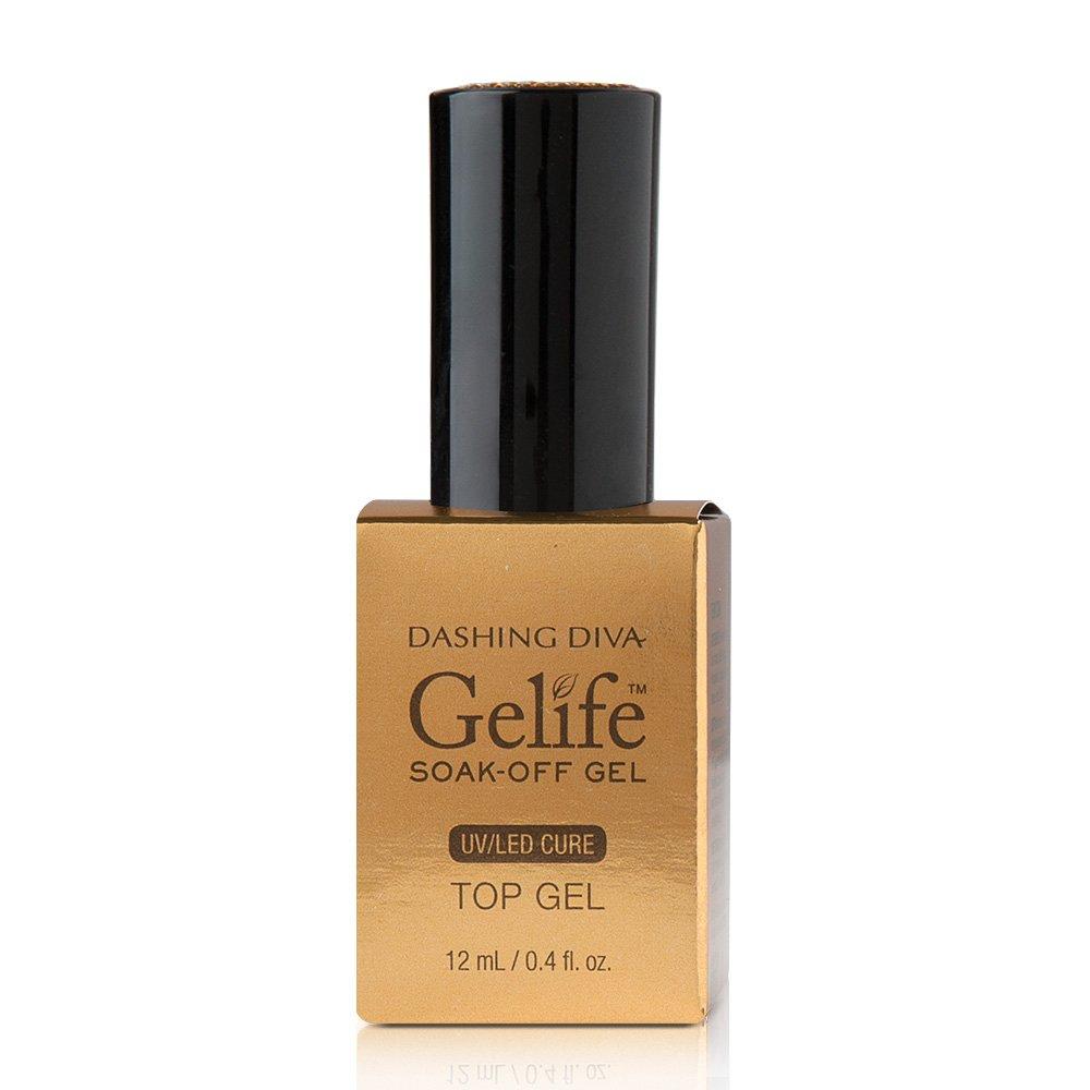 Amazon.com: Dashing Diva Base Gelife Soak Off Gel Base, 0.4 oz ...