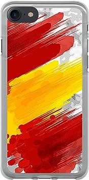 BJJ Funda Transparente para [ iPhone 7 ], Carcasa de Silicona ...