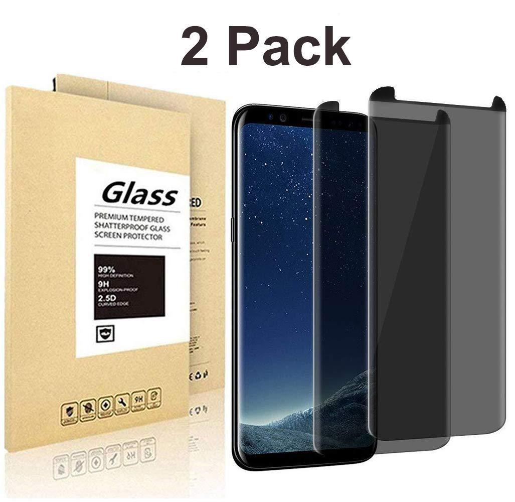 Vidrio Templado Para Samsung S9 Plus [2 Un.] AIKIN