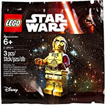 LEGO® Star Wars: The Force Awakens, C-3PO Exclusive Figure