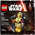 "Lego Star Wars ""The Force Awakens"" C-3PO Polybag 5002948"