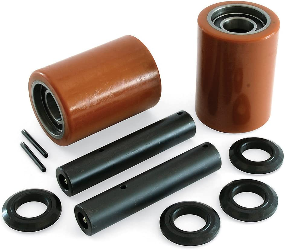 For Crown Model Wp 2300 Electric Lift Truck Load Wheel Kit