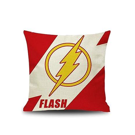 Cojín Superman/Batman/Flash/Castigador/Sea King/Thor Hammer ...