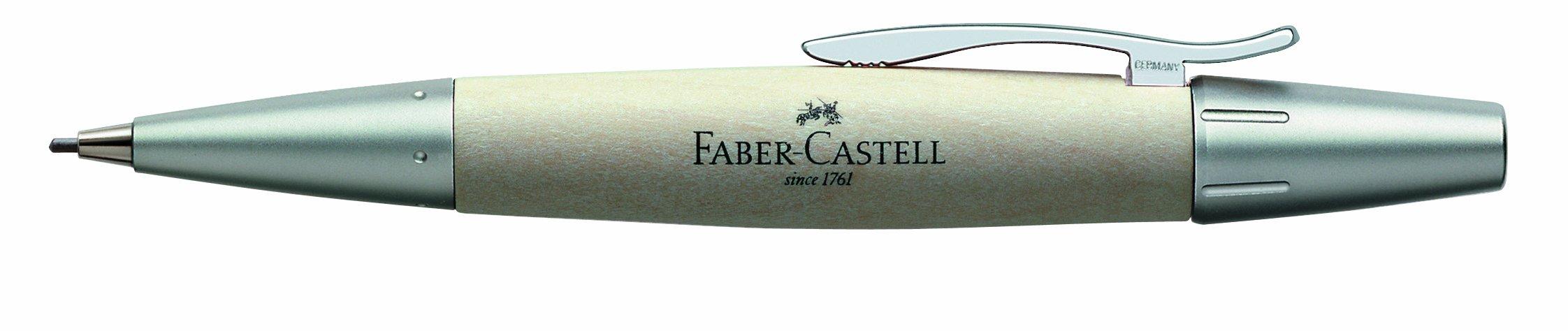 Faber-Castell Design E-Motion Pearwood Matte Light Maple Mechanical Pencil 138332