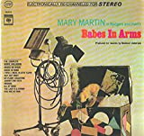 Mary Martin: Babes In Arms LP VG++/NM USA CBS Collector's Series AOS 2570