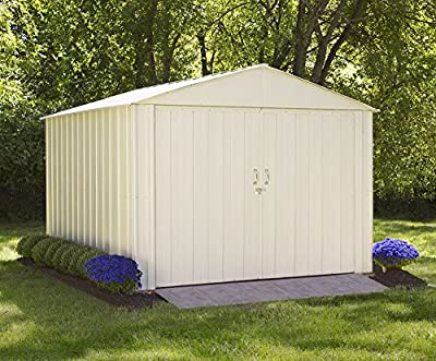 Arrow Commander Storage Building - 10ft. x 10ft., Model# CHD1010