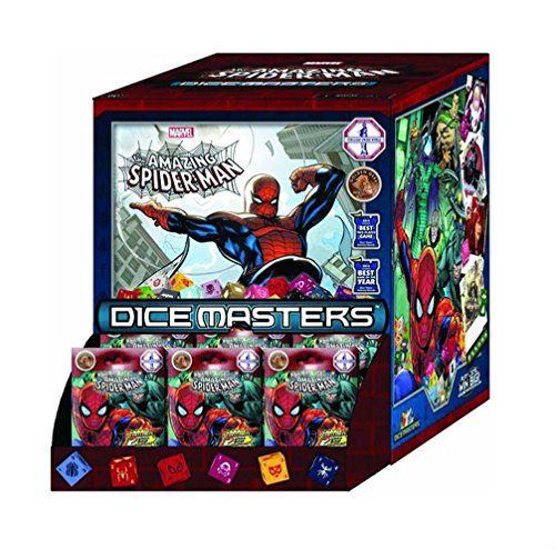 WizKids Marvel Dice Masters: The Amazing Spider-Man Boost...