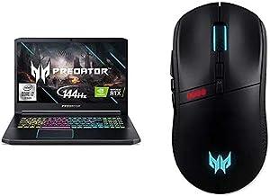 Acer Predator Helios 300 PH317-54-70Z5 Gaming Laptop, Intel i7-10750H, NVIDIA GeForce RTX 2070 Max-Q, 17.3