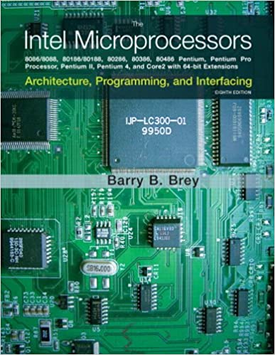 The Intel Microprocessors (8th Edition)