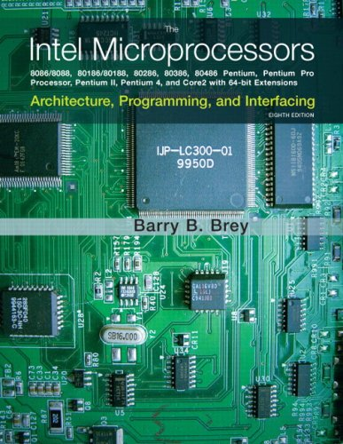 [PDF] The Intel Microprocessors, 8th Edition Free Download | Publisher : Prentice Hall | Category : Computers & Internet | ISBN 10 : 0135026458 | ISBN 13 : 9780135026458