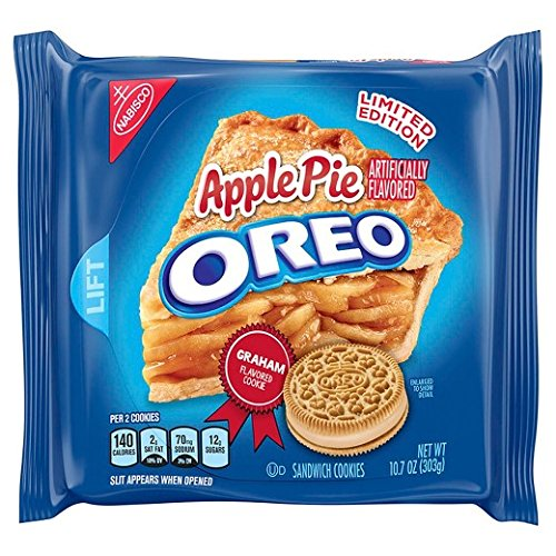 Nabisco Oreo Apple Pie Cookies - 10.7oz ( 3 pack )