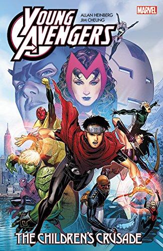 Young Avengers by Allan Heinberg & Jim Cheung: The Children's Crusade (Avengers Children)
