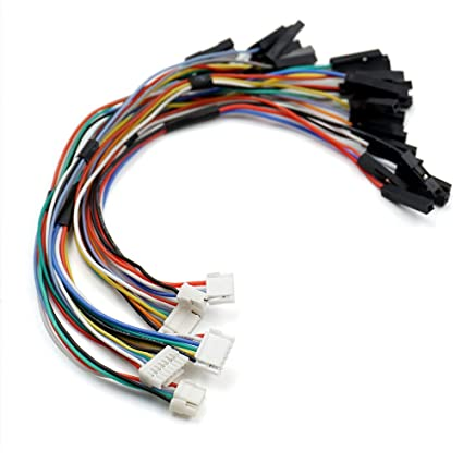 GH1 25 Cables and connectors Wire for Pixhawk2 Pixhawk 4 Pixracer PXFmini  Edge CUAV V5