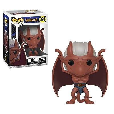 Funko Pop! Disney: Gargoyles - Brooklyn Collectible Figure, Multicolor: Toys & Games