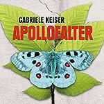 Apollofalter (Ein Fall für Franca Mazzari 1) | Gabriele Keiser