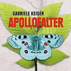 Apollofalter (Ein Fall für Franca Mazzari 1) Hörbuch