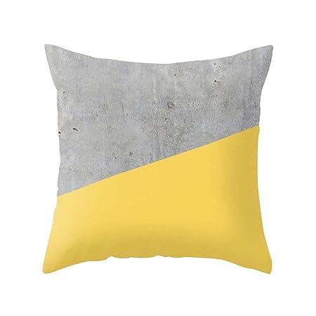 Einheitsgr/ö/ße mit Ananas-Aufdruck f/ür Sofa//Bett//Zuhause//Auto//Dekoration Steellwingsf Kissenbezug 1# f/ür Wurfkissen